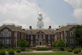 Dover Delaware Capital Building