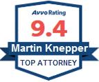 Knepper Stratton Avvo Lawyers Rating