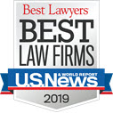 Knepper Stratton US NEWS WORLD REPORT Best Law Firms Rating 2019